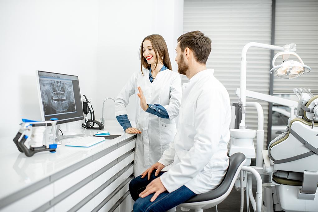 Gestión de conflictos en una clínica dental